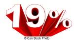 discount-19-percent-off-sale-stock-illustration_csp33844960