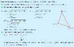 2. Distance Formula Finding Type and Naming Right Angle