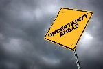 uncertainty-ahead