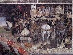 Verona-Sant'Anastasia_S.Giorgio e la principessa Chiesa di Sant'Anastasia