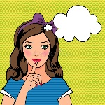 beautiful-young-woman-thinking-pop-art-style-dreaming-speech-bubble-vector-illustration-64902412