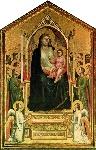 Maestà-Ognissanti-Giotto-analisi