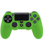 lowet-price-for-bundle-2x-silicone-case-custodia-protettiva-per-playstation-4-ps4-dualshock-4-controller-joystick-soft-touch-verde-rosso-2