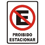 placa-proibido-estacionar