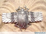 273998471-jugendstil-hanger-verzilverde-egyptische-scarabee-70mm
