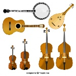 variedad-de-instrumentos-de-cuerda_23-2147521747