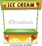 stand-glace-cliparts-vectorisés_csp13878263