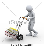 mão-carregar-livros-caminhão-homem-banco-de-ilustração_csp12282161