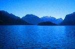NZ Lago Te Anau