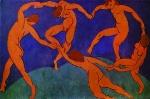 matisse - la danza (1909)