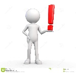white-d-human-exclamation-mark-render-illustration-holding-red-36550149