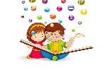 ilustração-do-vetor-do-livro-de-leitura-dos-miúdos-30148970