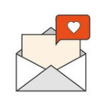 message-envelope-heart-notification-icon-flat-design-vector-illustration-77280390