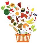 cesta-con-una-abundancia-de-productos-del-supermercado-577824631