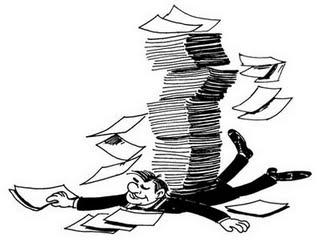 Morto pela burocracia