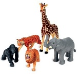 plastic-toy-animals