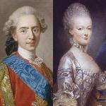 luis XVI e maria antonieta