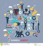 illustration-de-concept-de-démarrage-d-entreprise-65285430