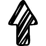 esbozado-flecha-abajo_318-53575