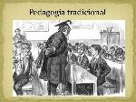 Pedagogía+tradicional
