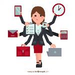 multitasking-woman-illustration_23-2147534061