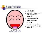 Face+Validity+It+looks+OK
