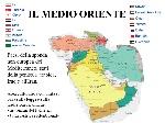 IL+MEDIO+ORIENTE+Paesi+della+sponda