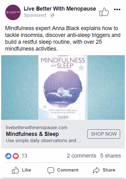 Prospecting - Products - Mindfulness and Sleep