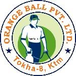 ID card orange ballcc