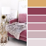 gold-gray-mauve