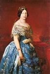 Retato-de-la-Reina-Isabel-II-de-España.-Federico-Madazo-y-Kuntz-1846.