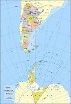 Nuevo mapa bicontinental de la República Argentina
