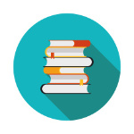 stock-illustration-86007001-flat-icon-is-a-stack-of-books
