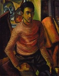 Self-portrait_by_Malvin_Gray_Johnson,_1934,_Smithsonian_American_Art_Museum