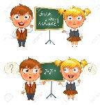 50125042-back-to-school-schoolboy-and-schoolgirl-standing-at-the-blackboard-funny-cartoon-character-vector-il