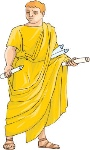 roman clothing english