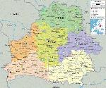 Bielorussia-Mappa-regione