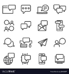 speech symbols