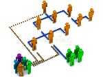 organizational-structure-staff-line-26385797