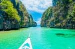 26550333-boat-trip-in-blue-lagoon-el-nido-palawan-philippines