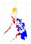 40241708-philippines-country-flag-map-shape-national-symbol
