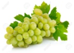 7154526-fresh-grape-fruits-with-green-leaves-isolated-on-white-background